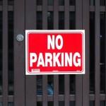 「駐車禁止」「駐車違反」「違法駐車」って英語で言うと?