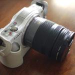 カメラに関する基本用語