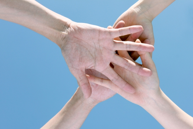 団結する」って英語で言うと? | フィリピン在住のPinaさんのブログ