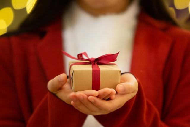 心のこもった贈り物